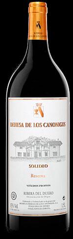 Comprar Vino Dehesa de los Canónigos Mágnum Reserva Solideo