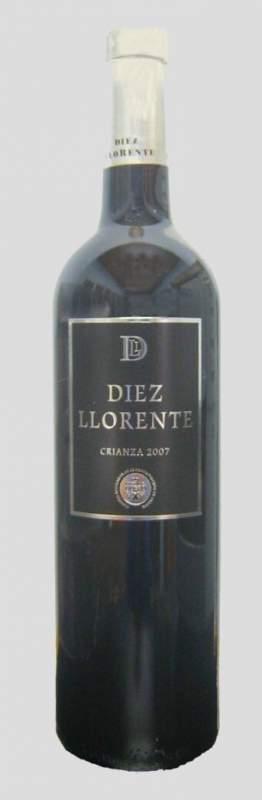 Comprar Vino Diez Llorente.