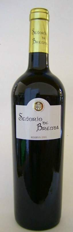 Comprar Vino Señorío de Brenda.