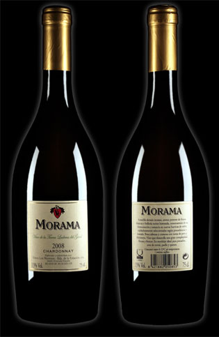 Comprar Vino Morama Chardonnay Barrica