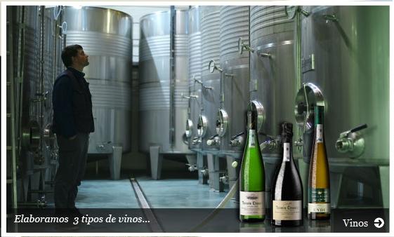 Comprar Vinos Txomin Etxaniz
