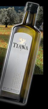 Comprar Aceite de oliva Tianna