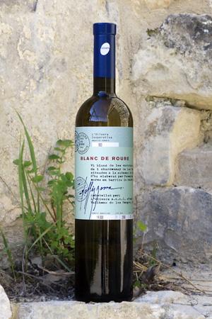 Vino Blanc de Roure ecológico