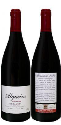 Comprar Vino Algueira Merenzao Crianza.