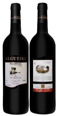 Comprar Vino Algueira Mencía 2009