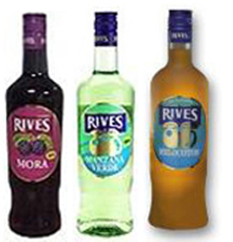 Licores Sin Alcohol Rives