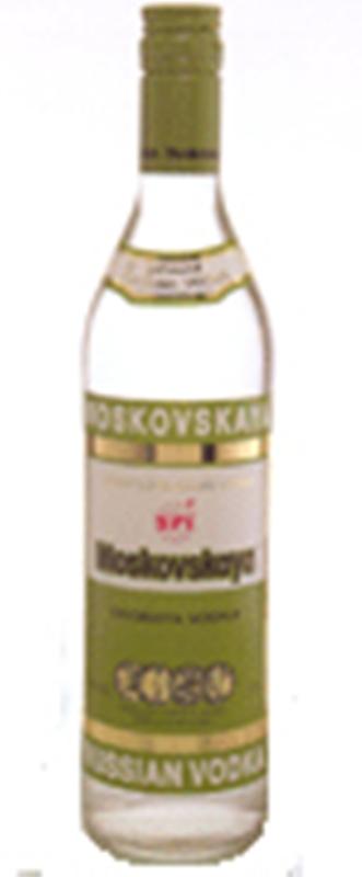 Comprar Vodka Moskovskaya