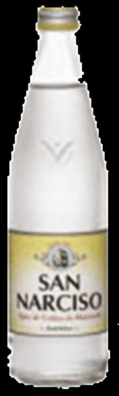 Comprar Agua mineral con gas San Narciso