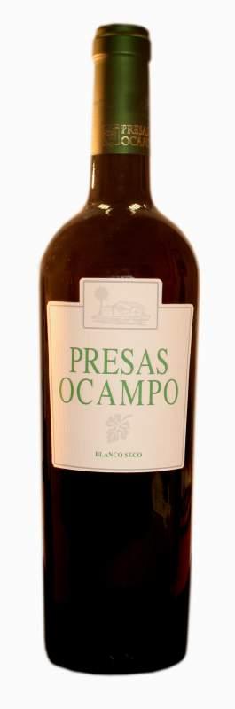 Comprar Vino Presas Ocampo Blanco Joven