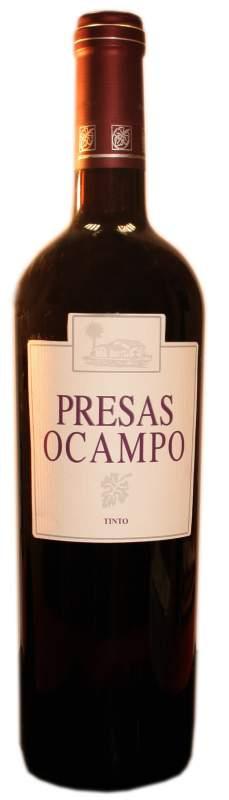 Comprar Vino Presas Ocampo Tinto Joven