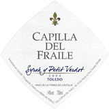 Comprar Vino Capilla del Fraile Tinto, 2004