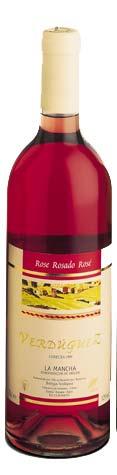 Comprar Vino Verdúguez Tempranillo Rosado