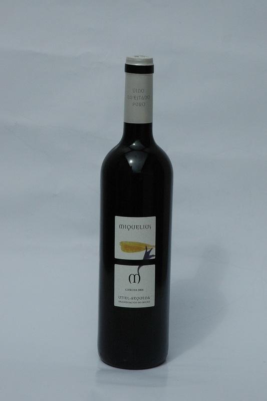 Comprar Vino Miquelius tempranillo 2005