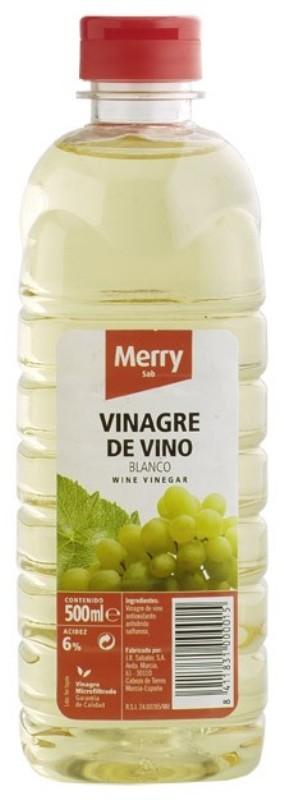 Compro Vinagre de Vino Blanco