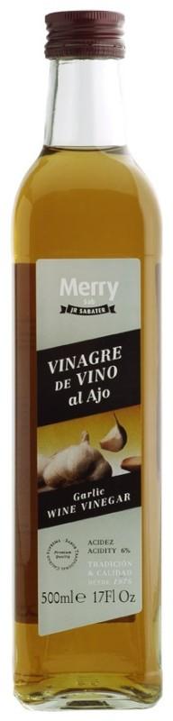 Comprar Vinagre de Vino al Ajo