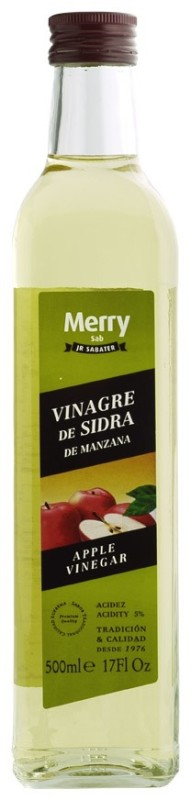 vinagre de sidra de manzana españa