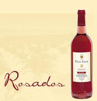 Comprar Vino Rosado Félix Salas