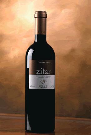 Comprar Vino Zifar Crianza 2003