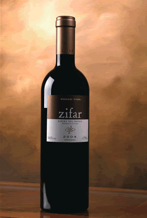 Comprar Vino Zifar Crianza 2004