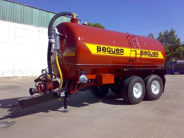 Comprar Cisterna tandem 17.500 litros.