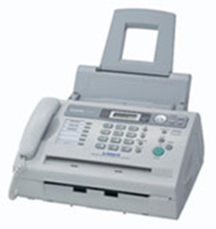 Comprar Fax multifunción láser de papel normal
