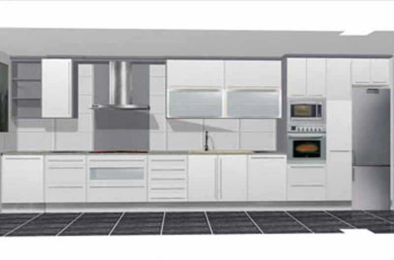 Muebles de cocina a medida comprar en Zaragoza