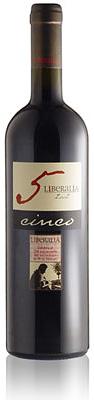 Comprar Vino Liberia Cinco
