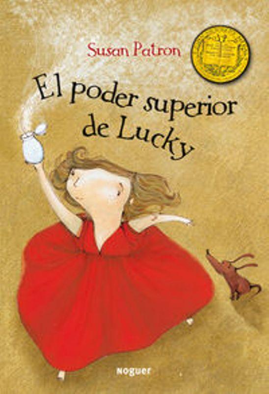 Comprar Libro Susan Patron El poder superior de Lucky