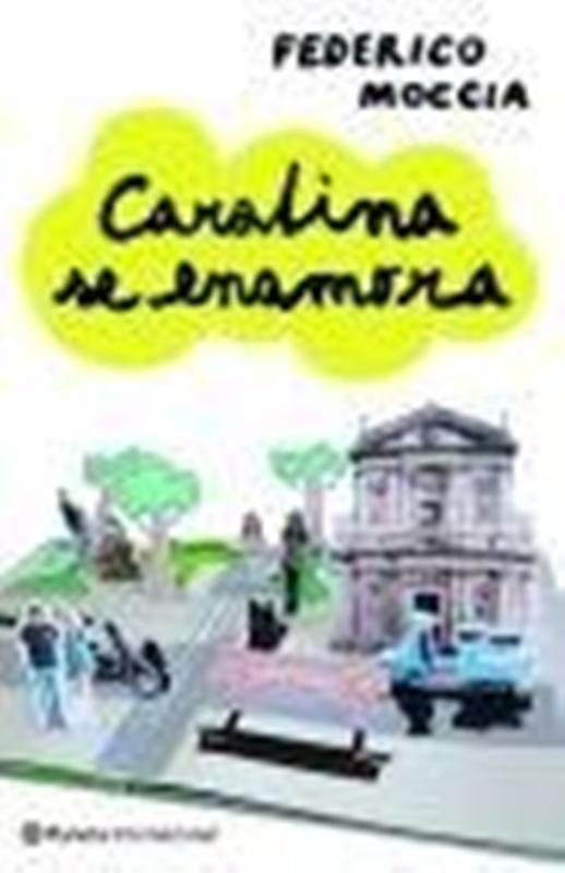 Comprar Federico Moccia Carolina se enamora