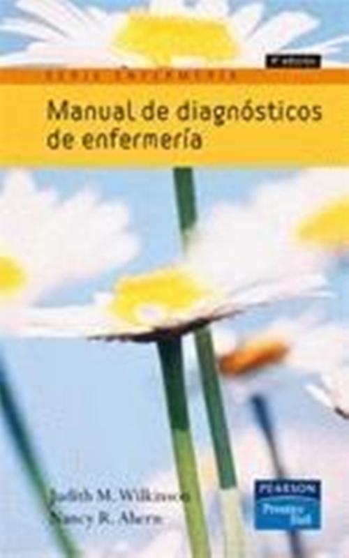 Comprar Judith Wilkinson Manual de diagnóstico de enfermería