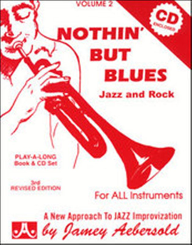Comprar Aebersold J. Nothin but blues +CD
