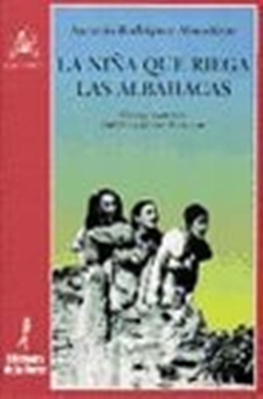 Comprar Libro La niña que riega las albahacas