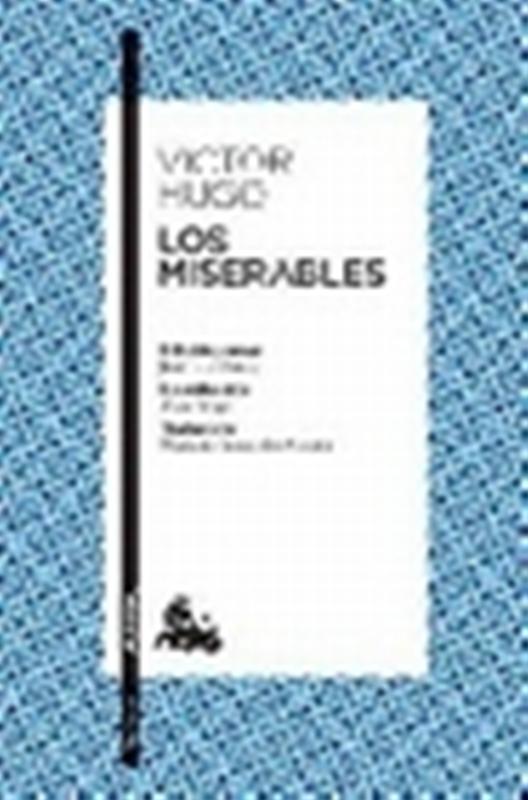 Comprar Libro Victor Hugo Los miserables