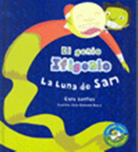 Comprar Libro El Genio Ifigenio La Luna de Sam
