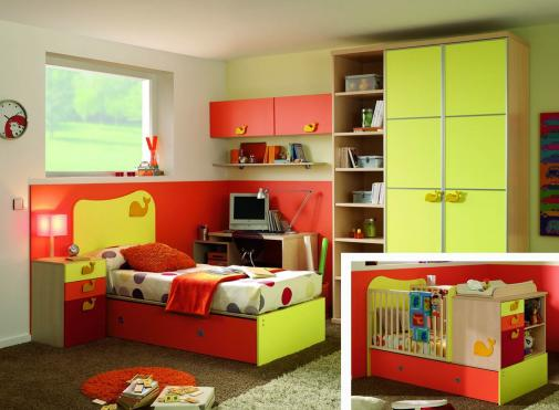 Dormitorios infantiles — Comprar Dormitorios infantiles ...