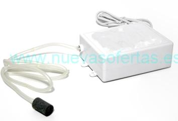 Comprar Generador Ozono. Pack Agua y Aire. Bomba de 200 mg/hora.O3-Pro-8