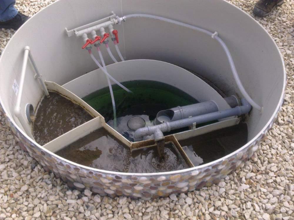 Comprar Depuradora de aguas residuales, Estación Biológica AT12.