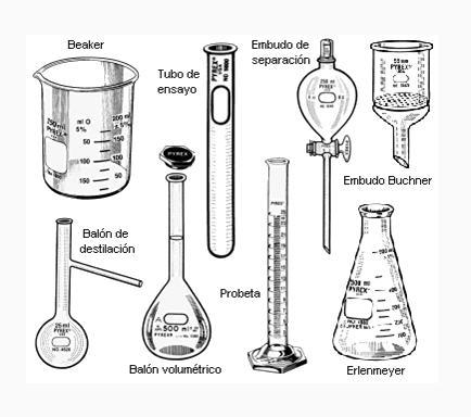 Varios equipamientos de laboratorio, vajilla e instrumentos de ...