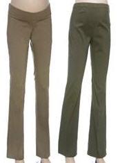 Pantalones de algodon