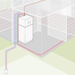 Comprar Calefacción con bomba de calor tierra   agua