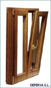Comprar Ventanas de madera