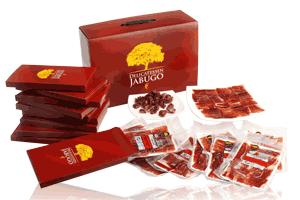 Comprar Maletín con Jamón Ibérico de Bellota cortado