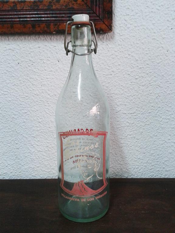 Comprar Botella Gaseosa Los gabinos