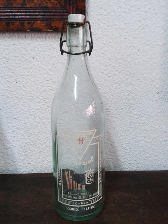 Comprar Botella Gaseosa Villar