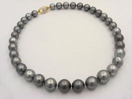 Comprar Collar de 45 cm de perlas Tahití