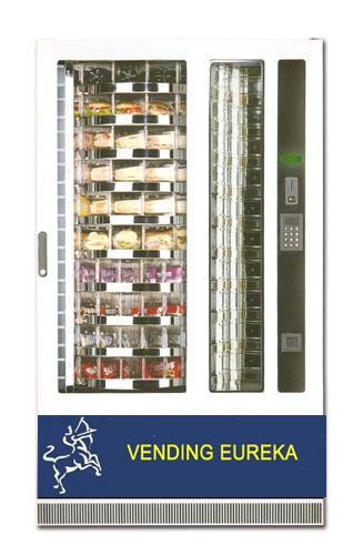 Comprar Máquina expendedora de snacks y bebida fría