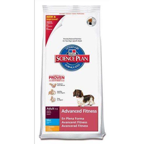 Comprar Pienso hill's canine adult advanced fitness mini