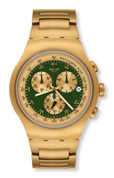 Comprar Reloj Swatch - Golden Block Green