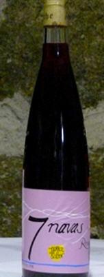 Comprar Vino 7 Navas Rosado 2010