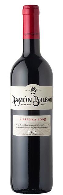 Comprar Ramón Bilbao Crianza 2008